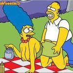 Napaleni Simpsonowie